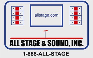 All Stage & Sound - logo