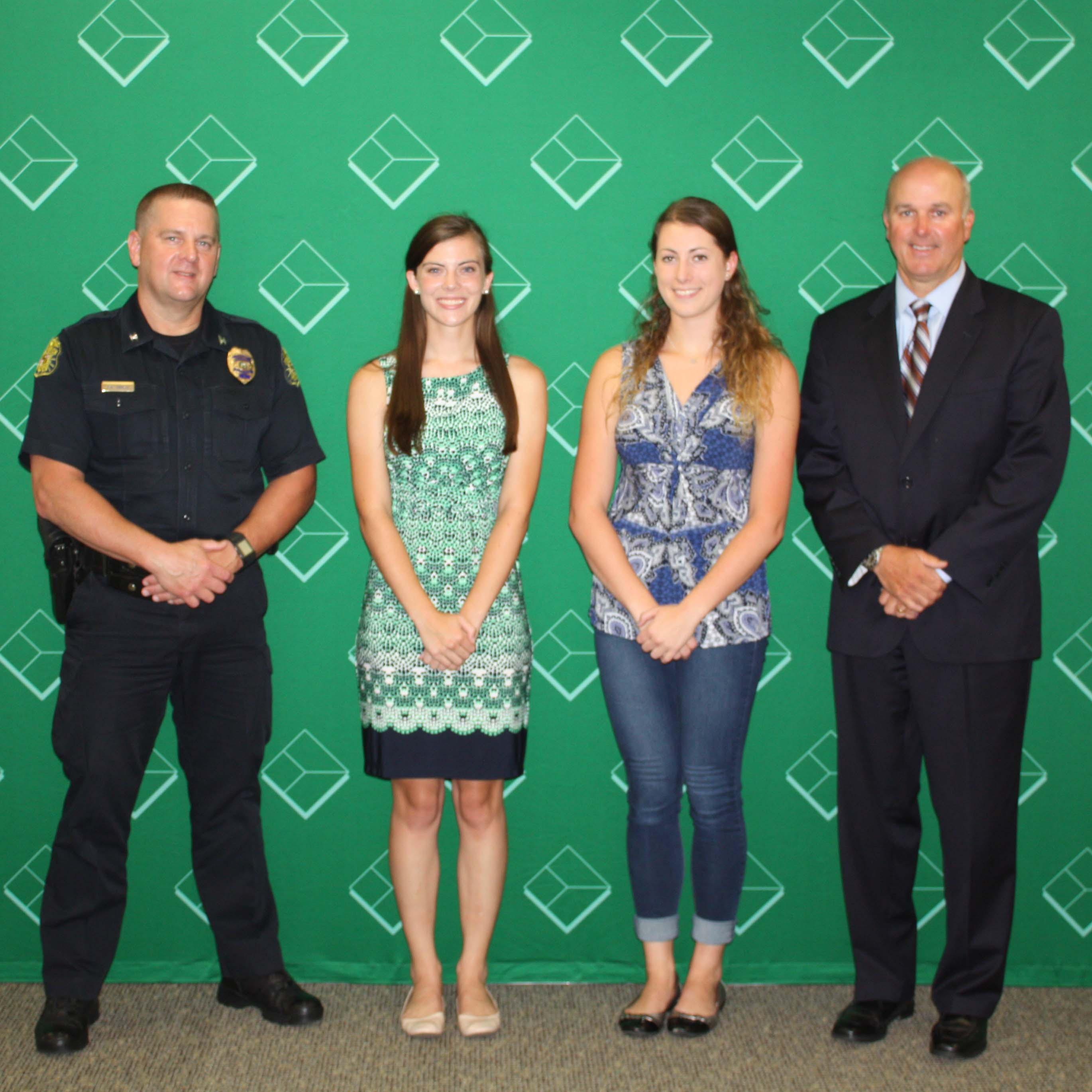 Frederick Police Endowment Fund Presents First Scholarships