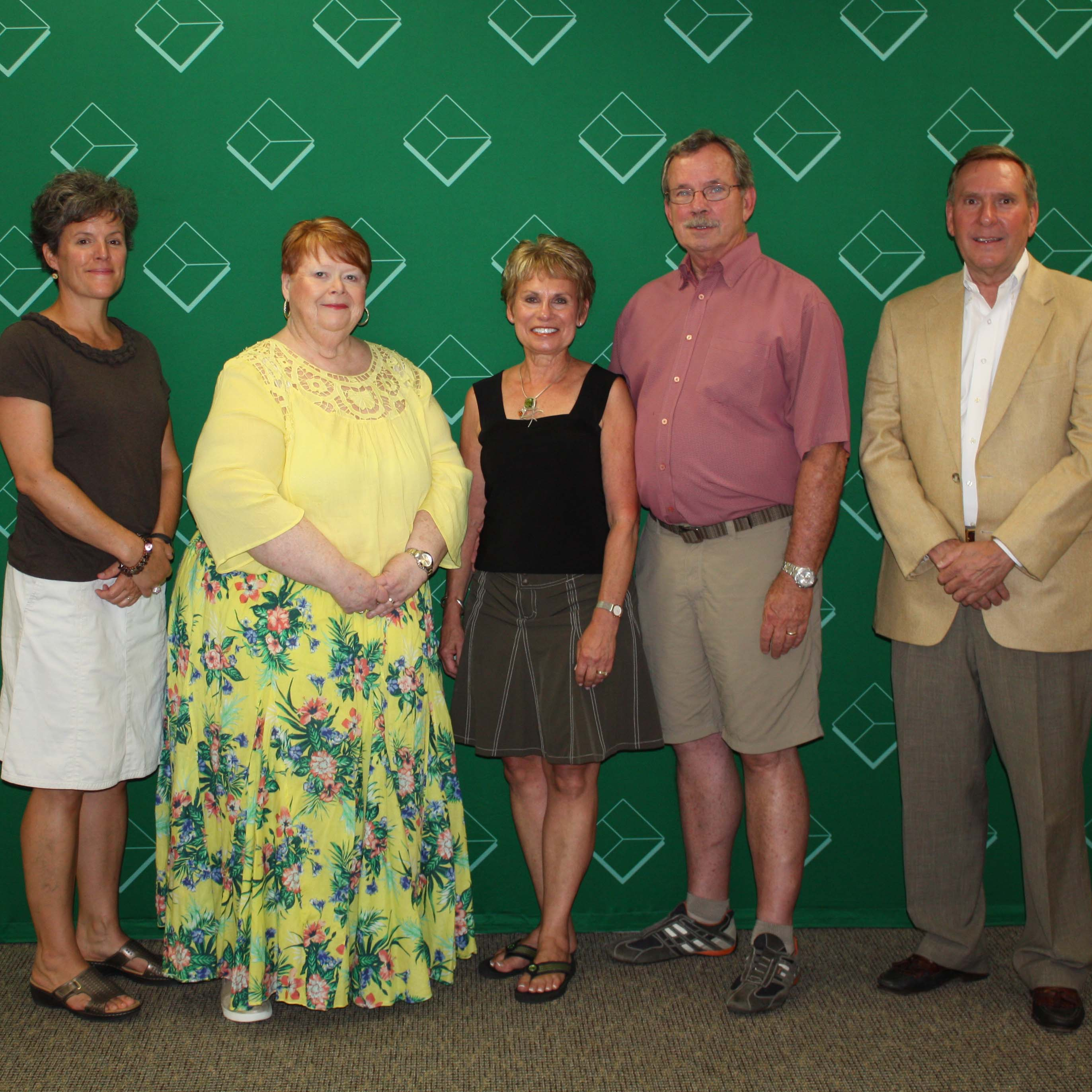 Halleman Family Fund Presents First Grants