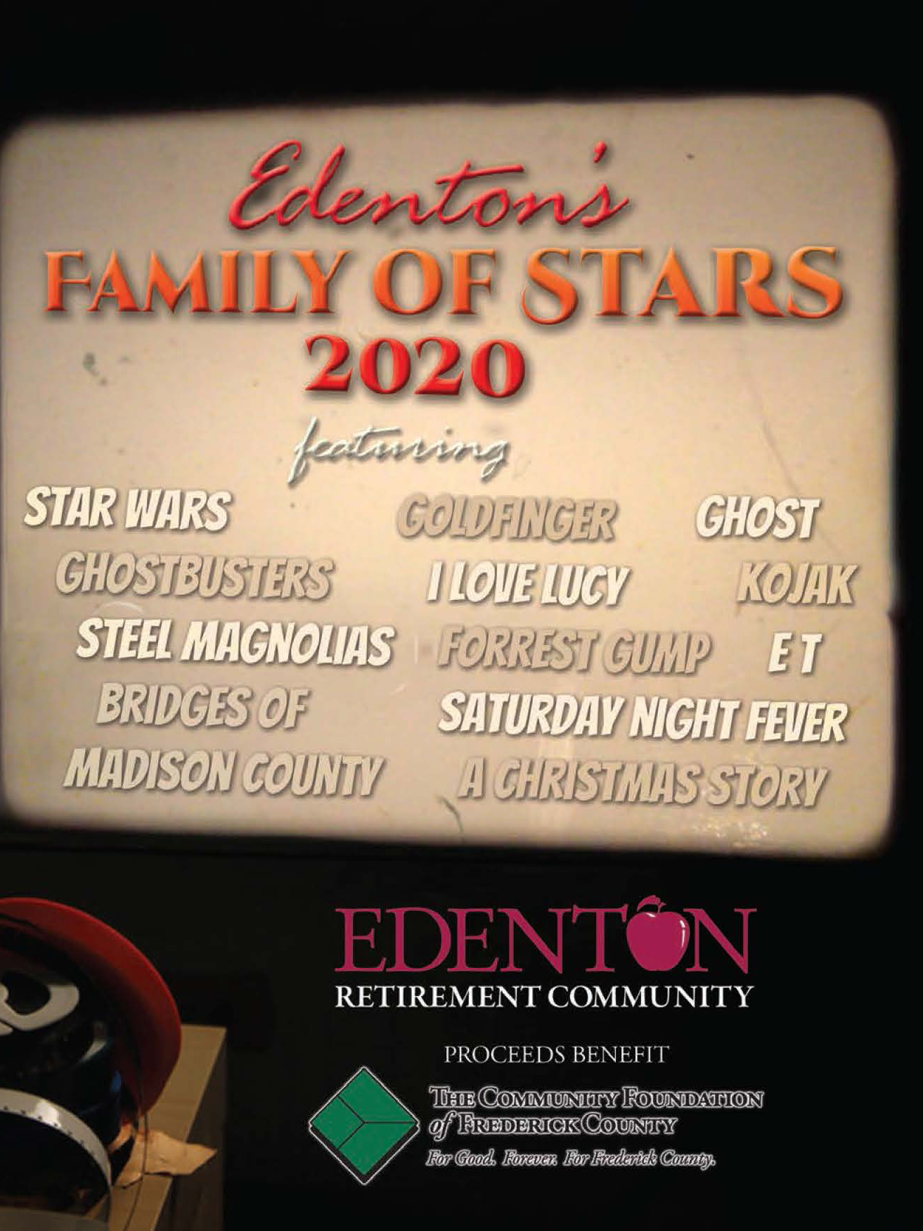 2020 Edenton Calendar of Stars Available!