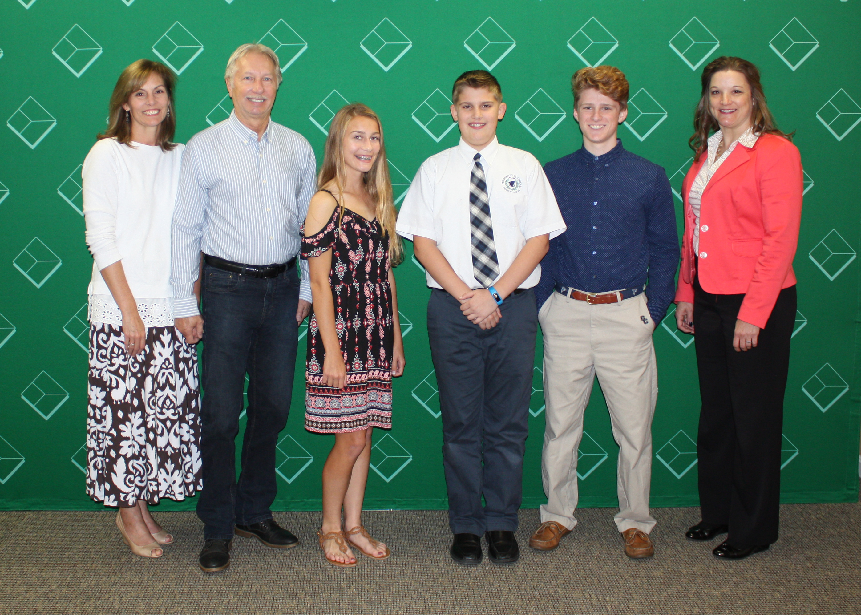 Athletic Scholarships Presented from Community Foundation Dustin and Courtney Muse Fund