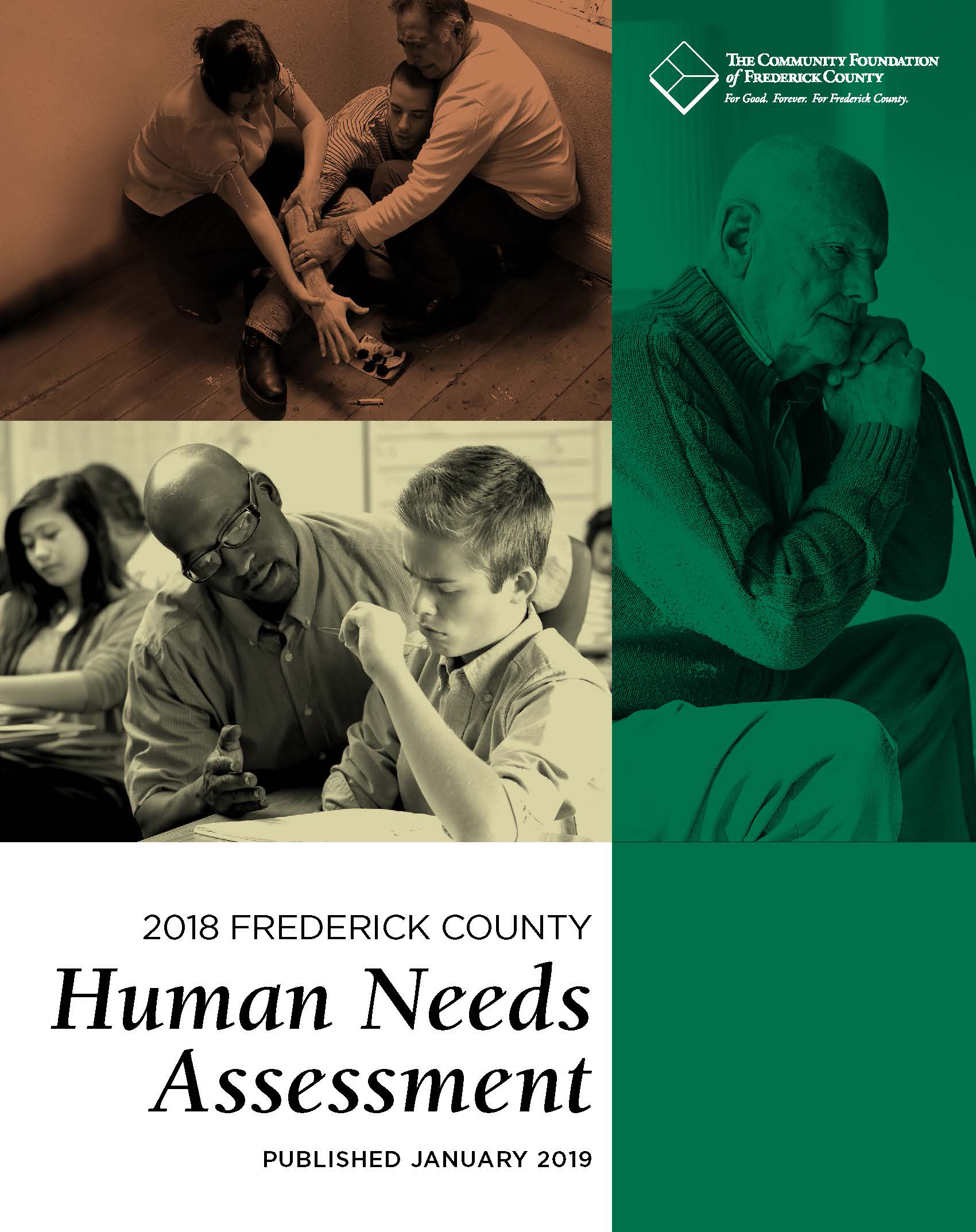 Assessing Human Needs in Frederick County