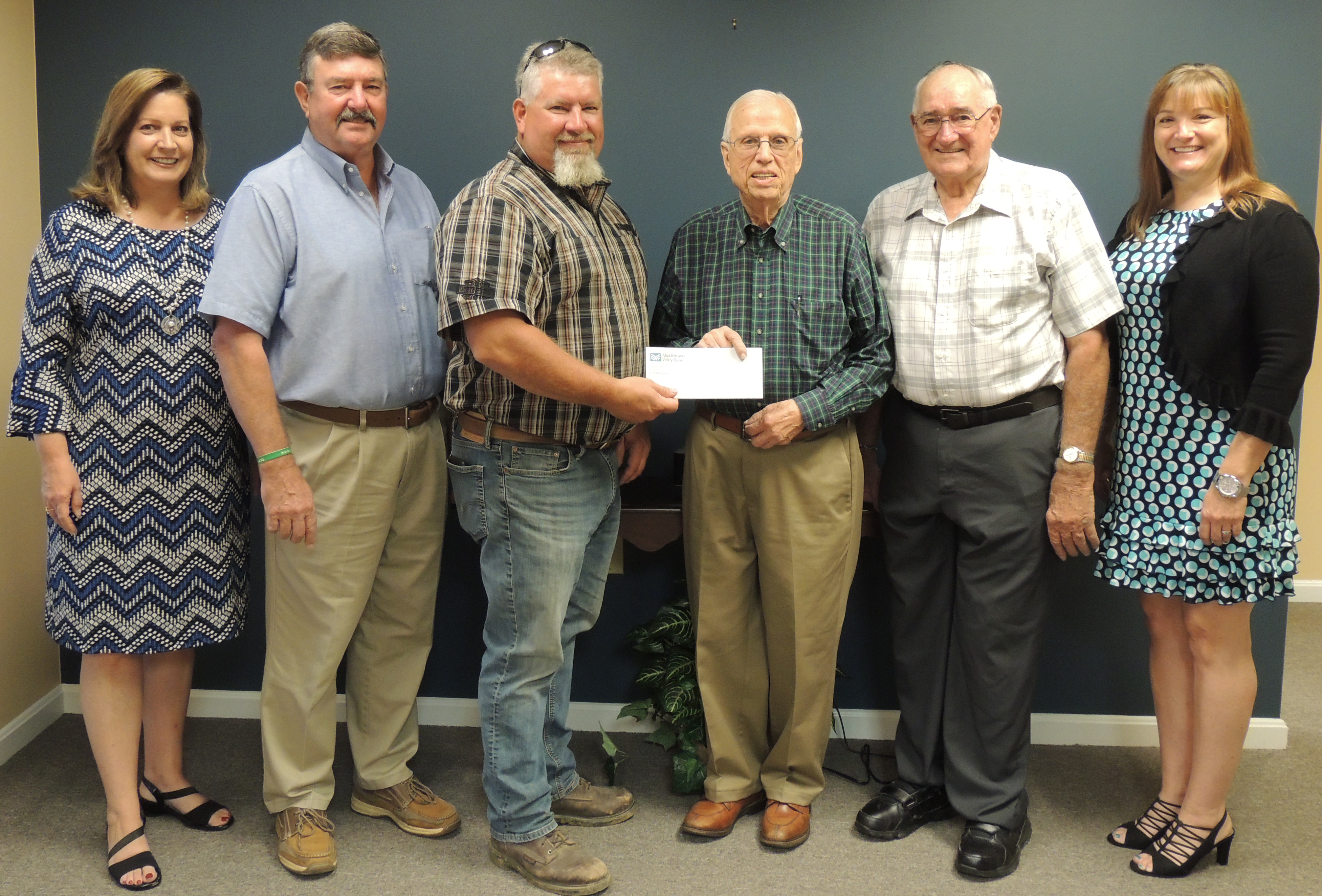 Frederick County Agri-Business Association Supports Maryland Master Farmers Fund