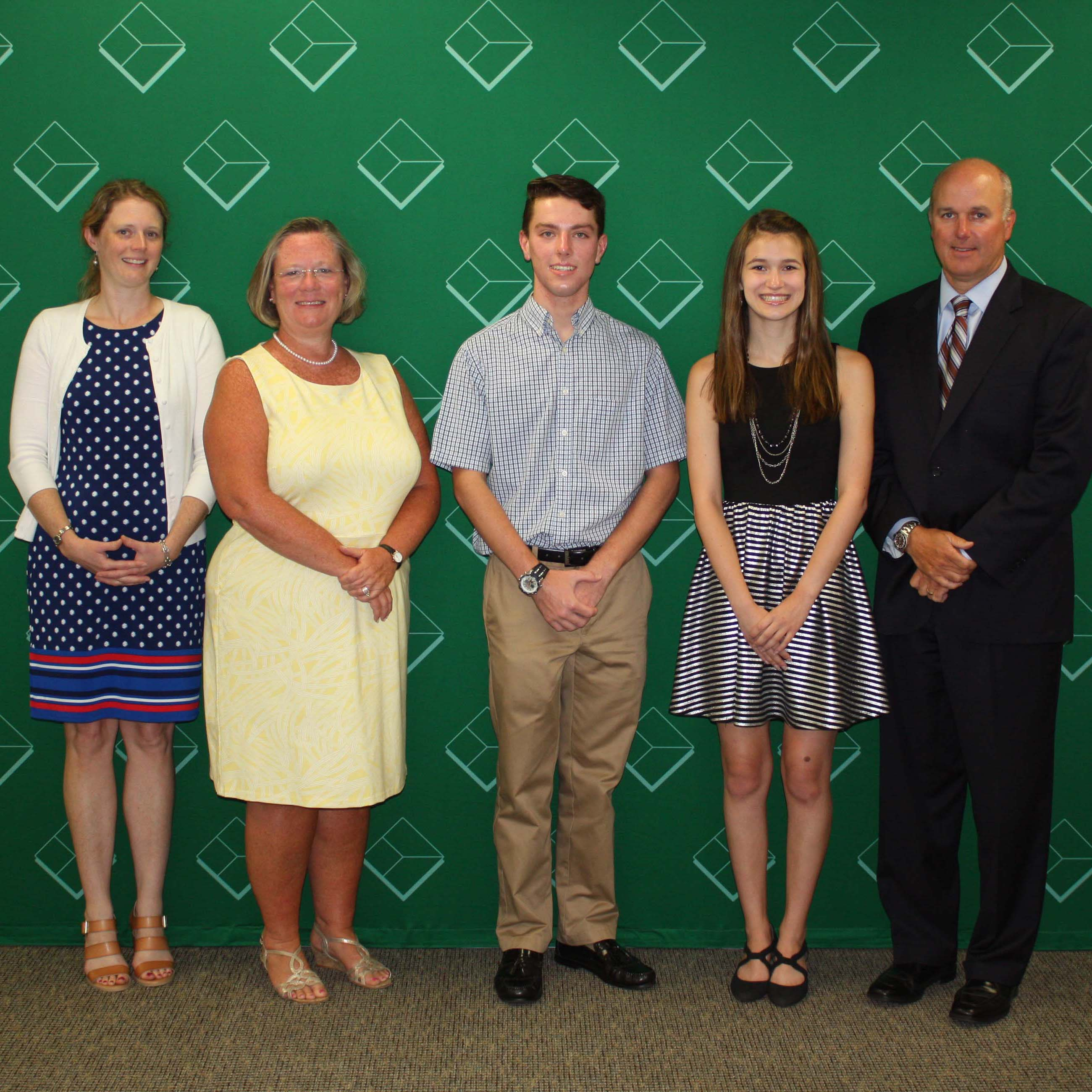 Will Group Fund Presents First Scholarships