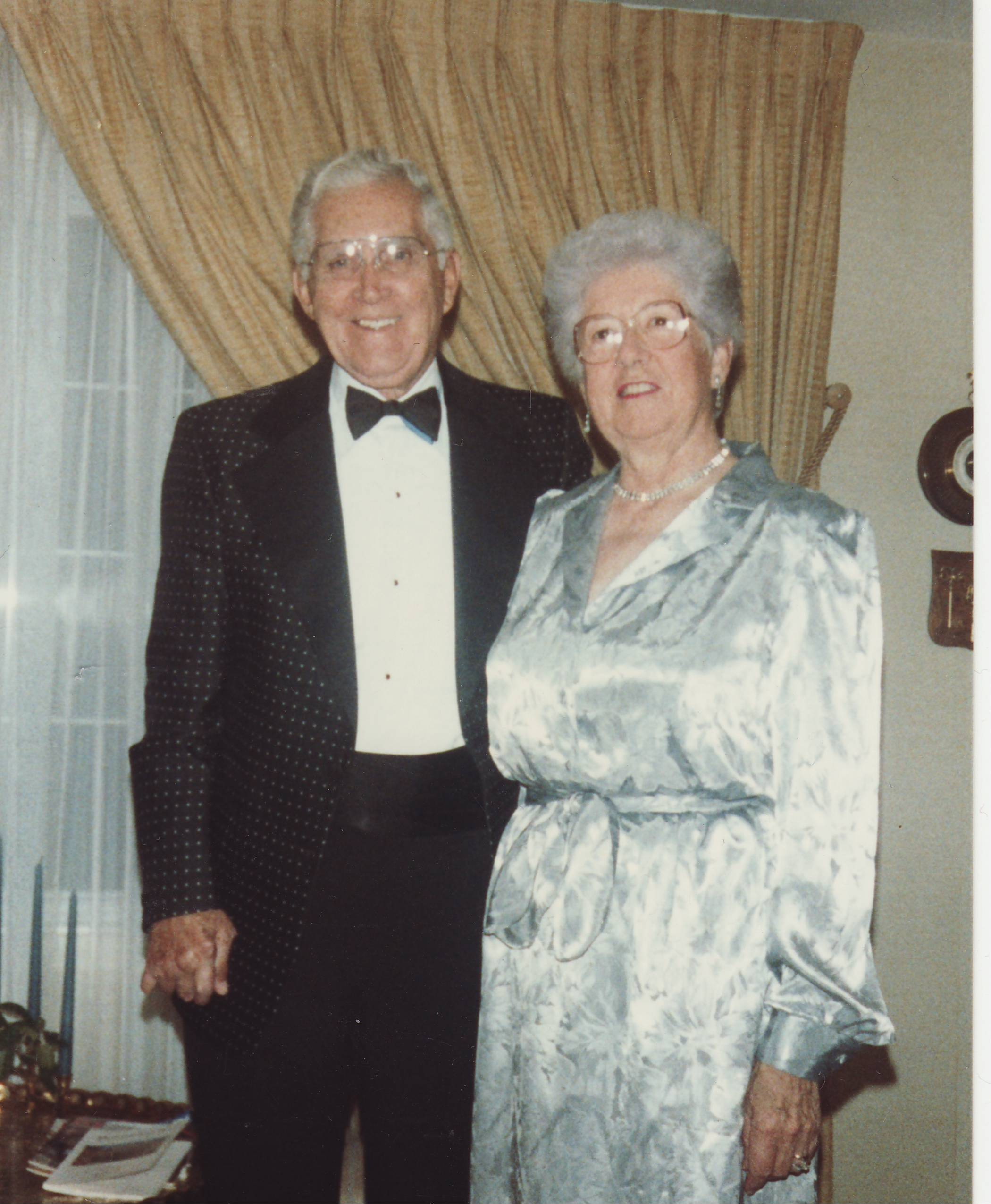 John and Lucille Ponton's Commitment to Serving Others